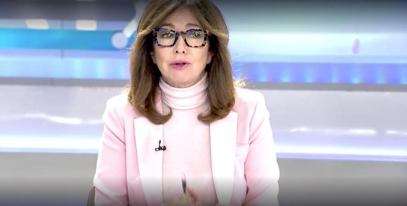 Ana Rosa Quintana (Photo: TELECINCO)