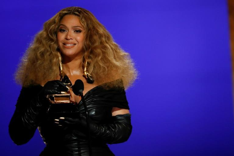 Beyonce is the winningest woman in Grammy history and among the gala's most nominated artists
