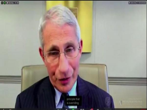 Dr Anthony Fauci (File Photo)