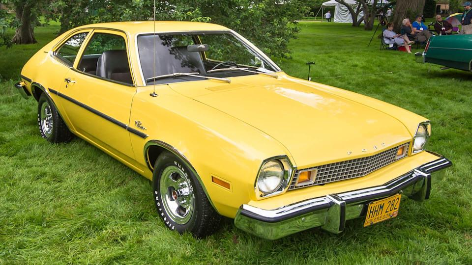 <p>Despite a seemingly bad rep, car enthusiasts still go wild over this car's speed and size. In 2017, an original one-owner Pinto with a gorgeous black exterior and a luxurious deep-green interior sold at an auction price of $8,250.</p>