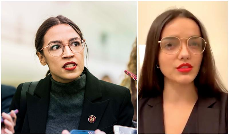 West Side Story Star Rachel Zegler Is Going Viral for Impressions of AOC and Ariana Grande