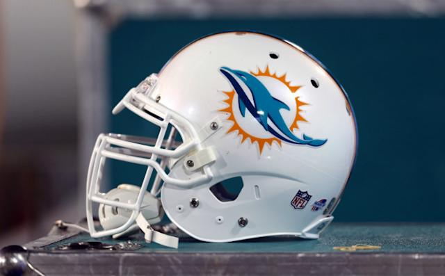 quality design ce5cb 07aee Miami Dolphins will have an NFL Color Rush Jersey this season