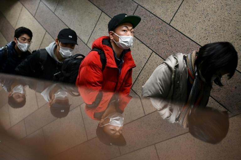 Over 2.2 million people have died from the virus since the outbreak emerged in China in December 2019