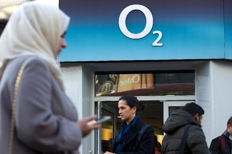 O2 down as customers hit by network and 4G problems