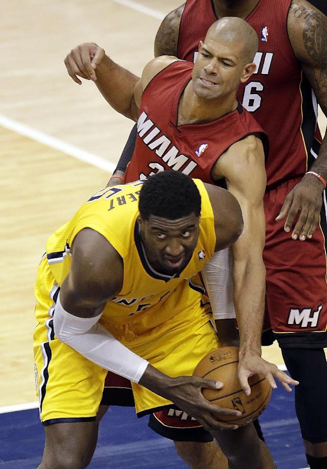 Why resurrected Roy Hibbert changes everything for Pacers against Heat