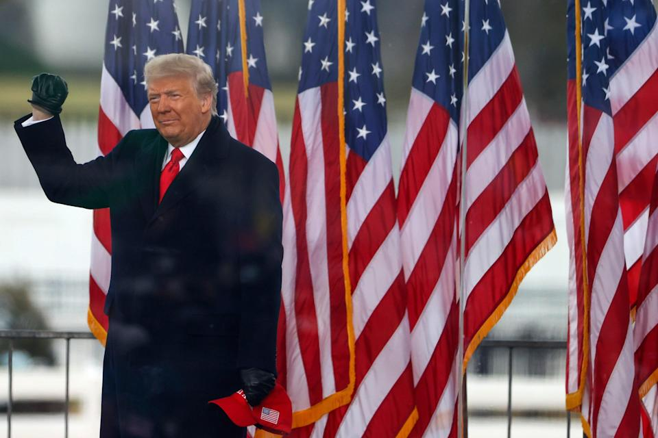 <p>Donald Trump</p> (Getty Images)