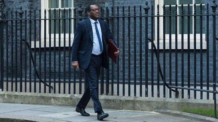 """Business minister Kwasi Kwarteng has cited concerns about the """"opaque"""" nature of Mr Gupta's empire"""