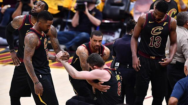 What exactly changed for the Cleveland Cavaliers after returning back home, and can they bring the momentum back to Boston?