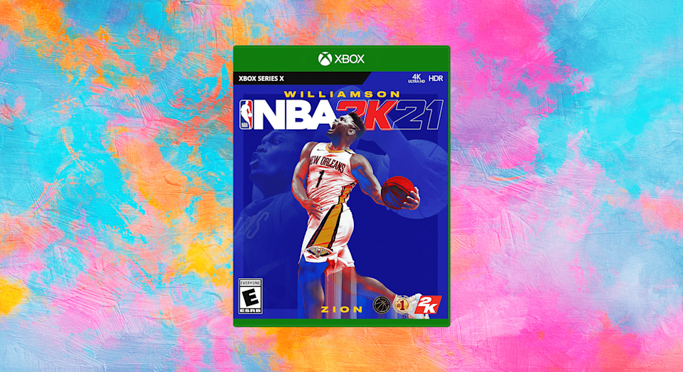 Believe it or not, NBA 2K21 for the new Xbox Series X/S is on sale. (Photo: Amazon)