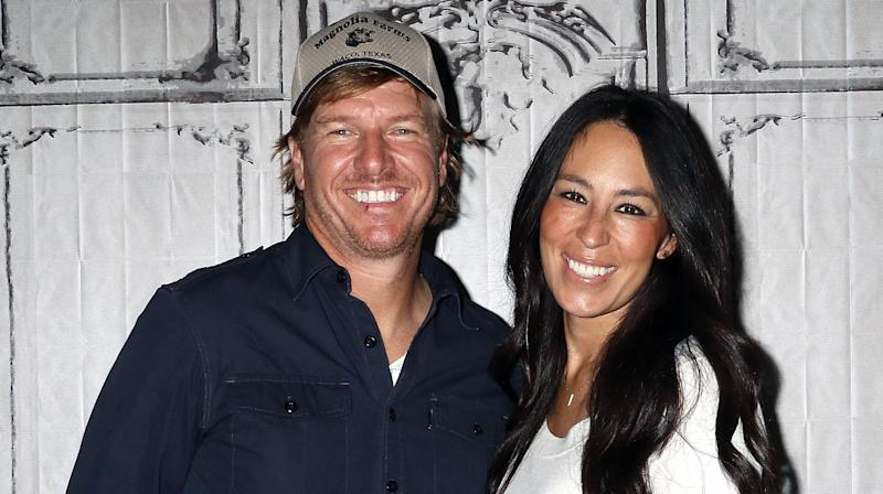 Chip And Joanna Gaines Announce That Season 5 Of 'Fixer Upper' Will Be The Last