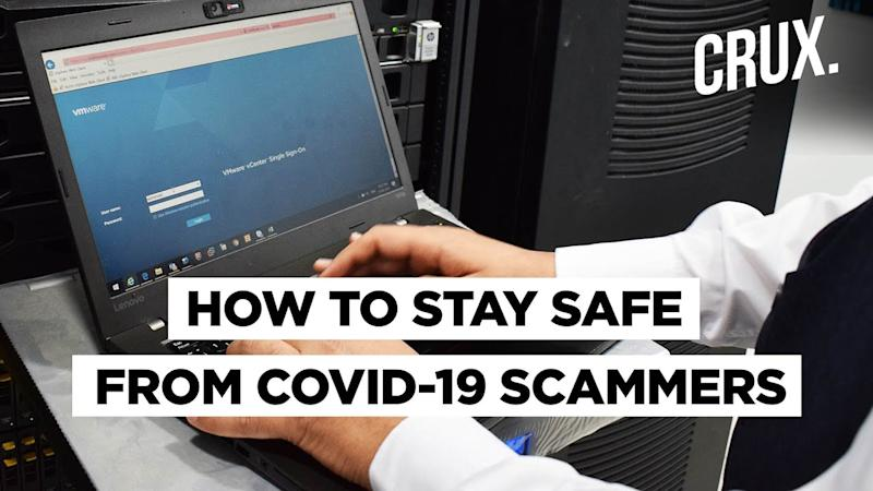 How To Protect Yourself From COVID-19 Scams & Phishing Attacks on Aarogya Setu App