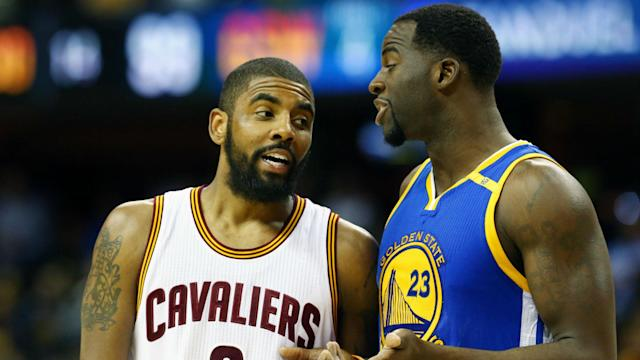 Draymond Green said it is time for Boston Celtics recruit Kyrie Irving to prove his worth after leaving the Cleveland Cavaliers.