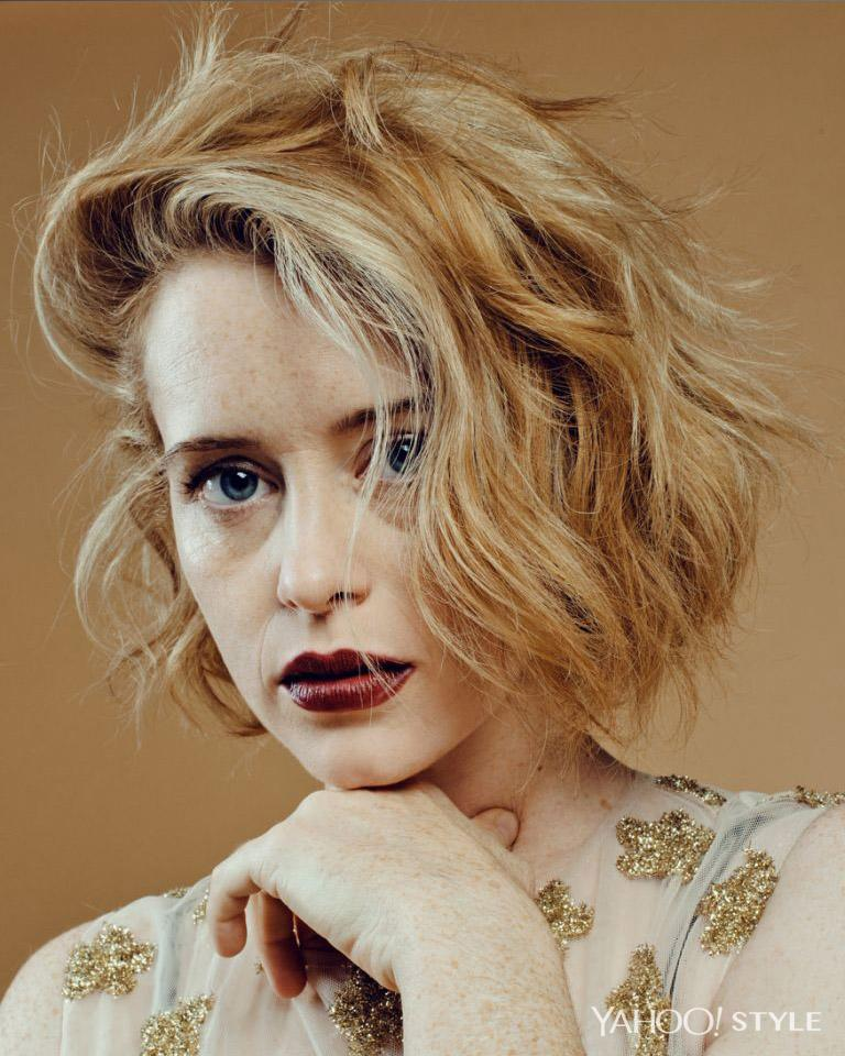 The Crown Star Claire Foy On Playing The Young Queen