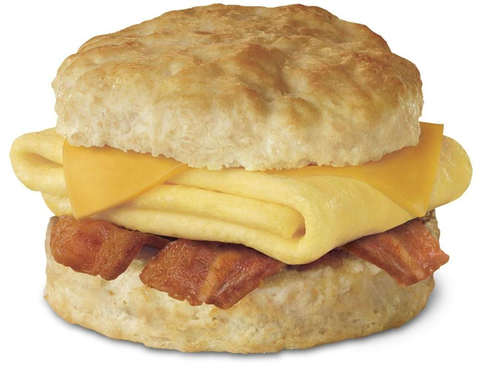 Bacon, Egg&Cheese Biscuit