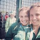 "<p>She became the <a href=""http://nypost.com/2014/07/24/queen-elizabeth-pulls-off-epic-photobomb/"" rel=""nofollow noopener"" target=""_blank"" data-ylk=""slk:queen of selfies"" class=""link rapid-noclick-resp"">queen of selfies</a> during the 2014 Commonwealth Games in Glasgow, when she surprised two members of the Australian women's hockey team by photobombing their selfie. ""Ahhh The Queen photo-bombed our selfie!!"" hockey player Jayde Taylor <a href=""https://twitter.com/_JaydeTaylor/status/492269017215012864/"" rel=""nofollow noopener"" target=""_blank"" data-ylk=""slk:wrote on Twitter"" class=""link rapid-noclick-resp"">wrote on Twitter</a>. </p>"