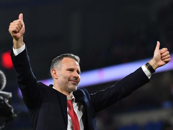 Ryan Giggs has taken Wales to Euro 2020 (Getty)