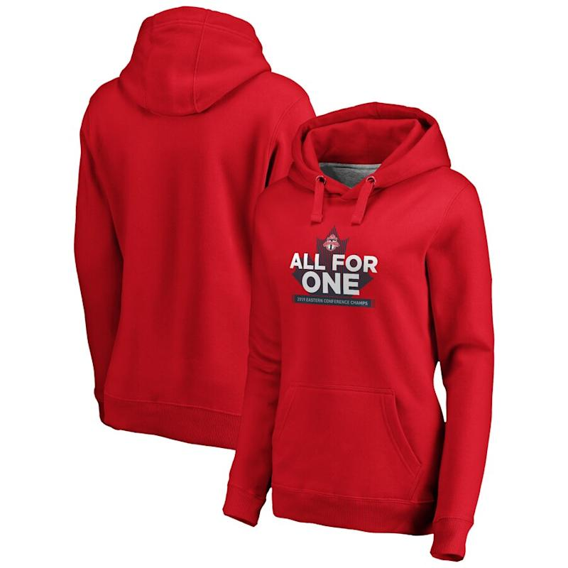 Women's Toronto 2019 MLS Eastern Conference Champions Pullover Hoodie