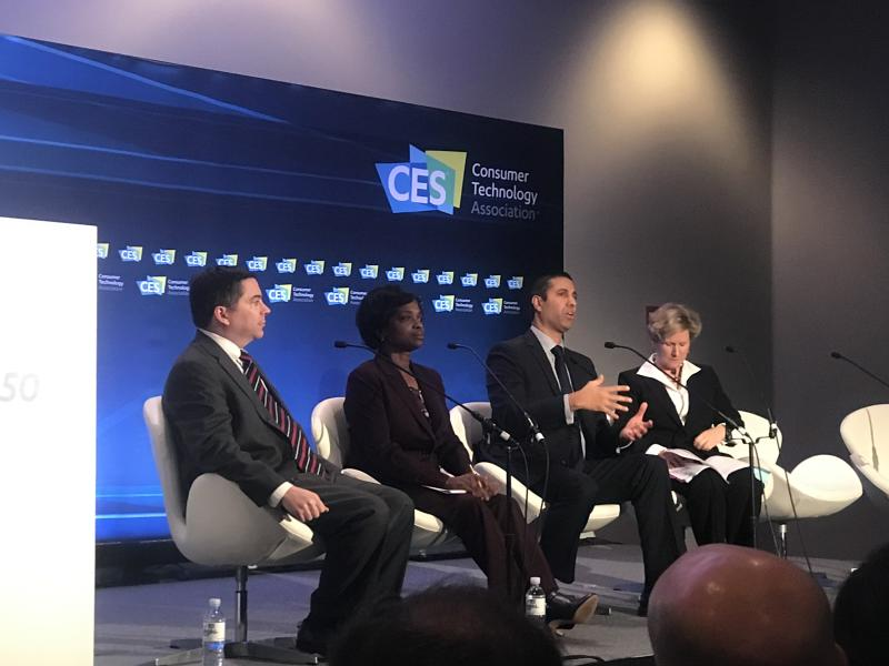 FCC Ignores Net Neutrality Talk At CES As The Policy Is Expected To End Under Trump Admin