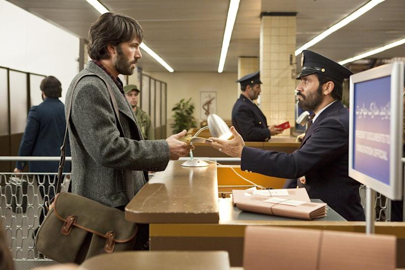 Ben Affleck & Chris Terrio Dissect 'Argo' - and Defend Some Untruths