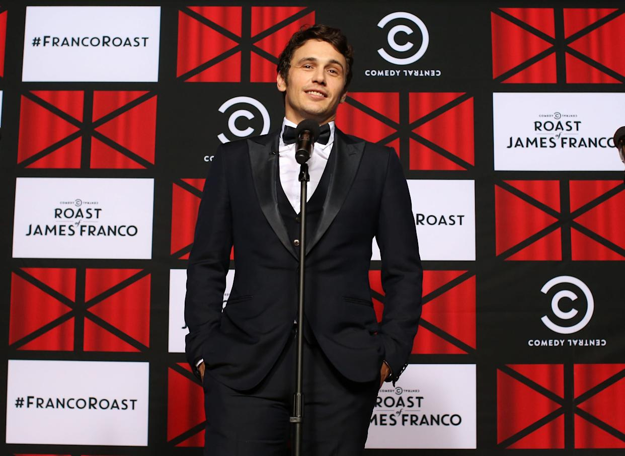 CULVER CITY, CA - AUGUST 25: attends The Comedy Central Roast of James Franco at Culver Studios on August 25, 2013 in Culver City, California. The Comedy Central Roast Of James Franco will air on September 2 at 10:00 p.m. ET/PT. (Photo by Christopher Polk/Getty Images for Comedy Central)