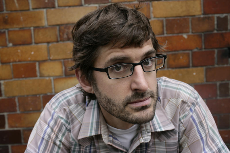 Documentary Film Maker Louis Theroux (Photo by Eleanor Bentall/Corbis via Getty Images)