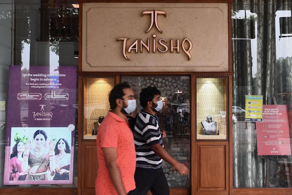 Gujarat: Tanishq store puts up apology note over withdrawn ad