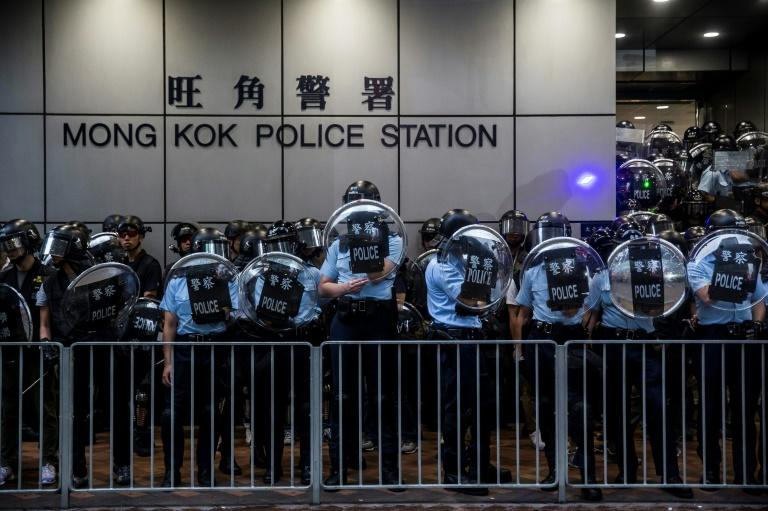 Behind the scenes online the Chinese government is seeking to sway public opinion about Hong Kong, according to Twitter and Facebook
