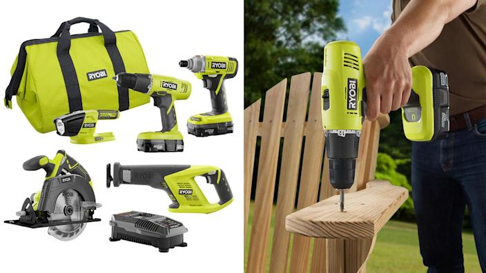 A good set of power tools doesn't have to break the bank.