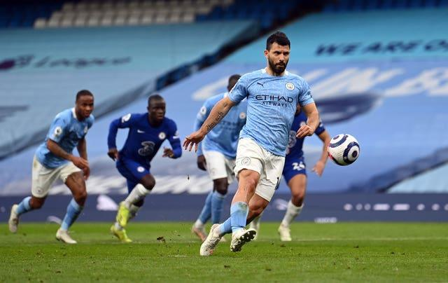 Aguero's poor penalty cost City the chance to go 2-0 up