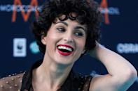 French singer Barbara Pravi was hoping to end her country's 44-year losing streak