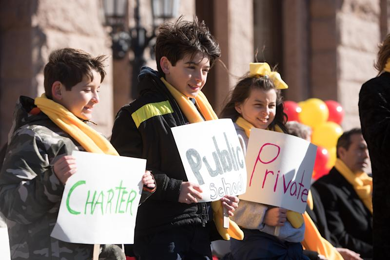 Thousands of schools from traditional public schools to public charter schools, public magnet schools, private schools, online academies, and homeschooling groups join the NSCW celebration.