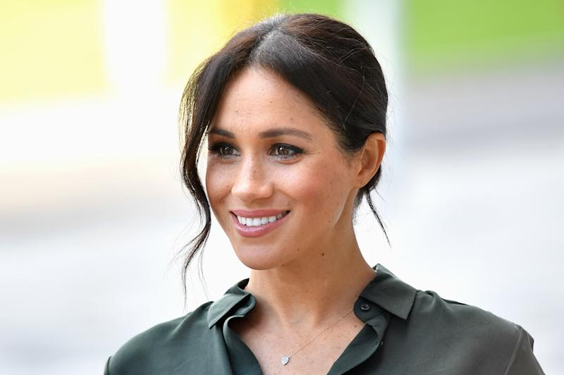Meghan, Duchess of Sussex. Image via Getty Images.