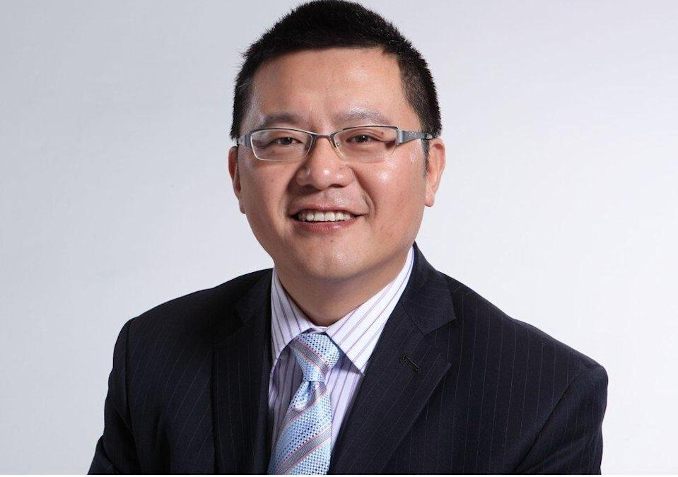 Yu Yongfu, an Alibaba partner, has been appointed to lead e-commerce giant Alibaba Group Holding's new life services division. Photo: Baidu