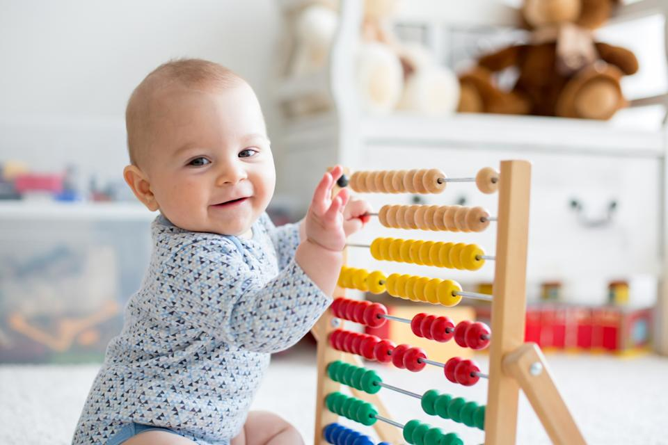 New research has found babies understand counting long before they can say the numbers [Photo: Getty]