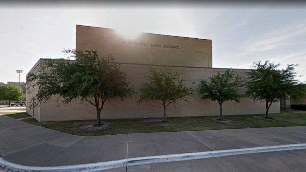 PHOTO: Cedar High School in Cedar Hill, Texas. (Google Maps Street View)