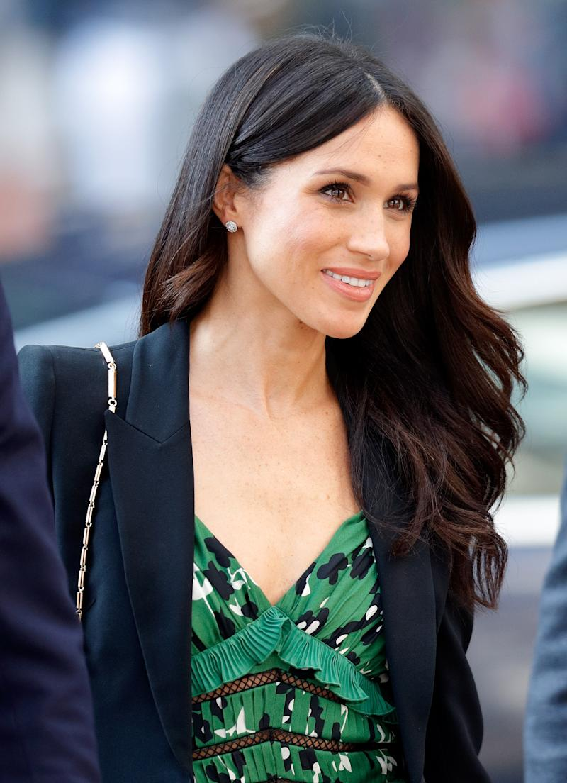 Meghan Markle's Former Stylist Reveals Her Must-Have Hair Products