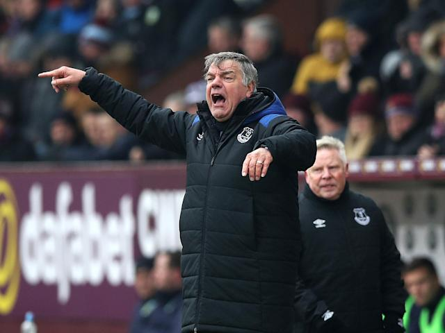 'P*** off!' Sam Allardyce on the defensive as he admits Everton 'slipped up' over fan survey