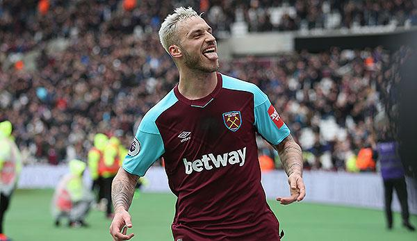 Premier League: Manchester United an Marko Arnautovic interessiert