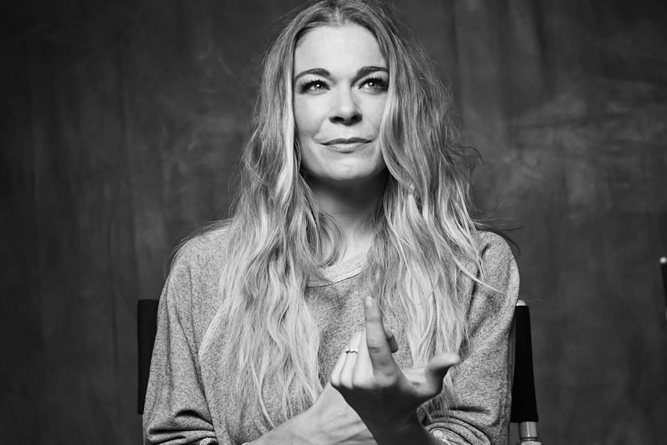 """Fresh off winning Season Four of """"The Masked Singer,"""" LeAnn Rimes has releaseda music video for her new song """"Throw My Arms Around The World,"""" debuting Thursday."""