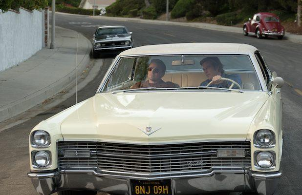 Quentin Tarantino Used an 'Absurd Amount' of Vintage Cars in 'Once Upon a Time in Hollywood'