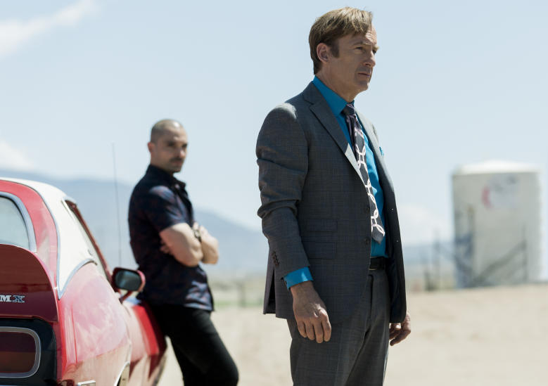 AMC Releases First Look at BETTER CALL SAUL Season Five