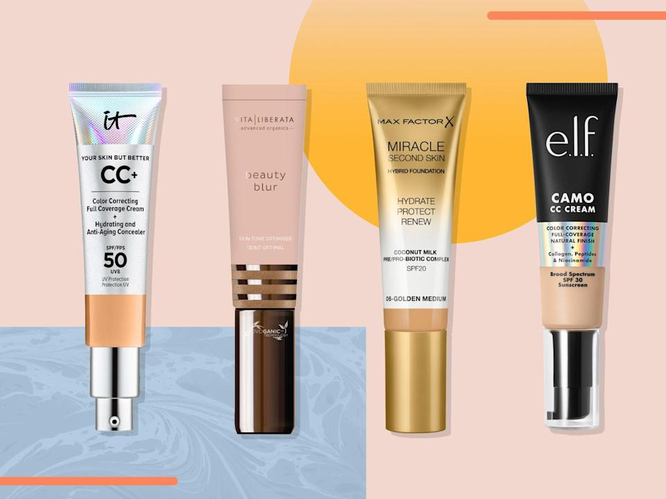 <p>We rated these on formula, application, finish, lasting power, shade range and price</p> (iStock/The Independent)