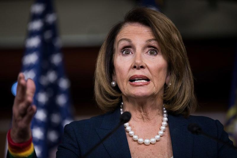 Nancy Pelosi Doesn't Deserve to Go Out Like This