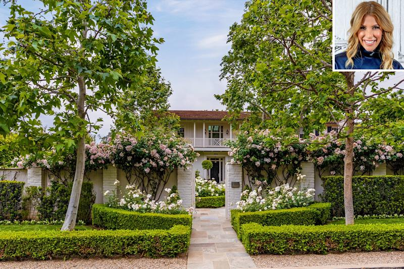 Million Dollar Listing L.A. 's Tracy Tutor Puts Her Home on the Market For $23.9M — See Inside!
