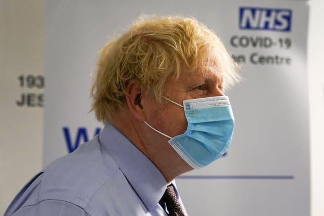 Prime Minister Boris Johnson would continue to wear a mask beyond July 19 if required, No 10 said