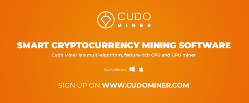 Cudo Miner brings easy Grin crypto mining to the masses with