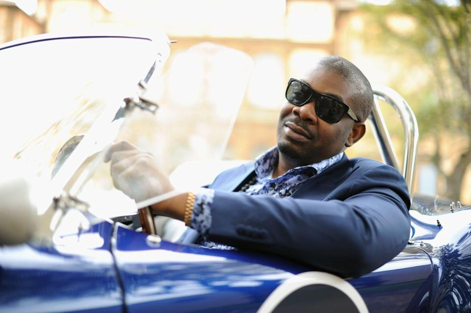"""<p>Nigerian producer, singer, and rapper, Don Jazzy, moved to London when he was 18 and <a href=""""https://www.entrepreneurs.ng/don-jazzy/"""" rel=""""nofollow noopener"""" target=""""_blank"""" data-ylk=""""slk:got a job at McDonald's"""" class=""""link rapid-noclick-resp"""">got a job at McDonald's</a> and as a body guard before he made it.</p>"""
