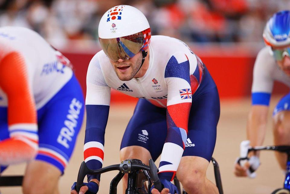 <p>Great Britain's Matt Walls took home the gold medal in the men's omnium cycling. This is the first time Team GB have won the men's omnium at the Olympic Games, with Ed Clancy winning bronze at London 2012 and Mark Cavendish silver at Rio 2016.<br><br></p>