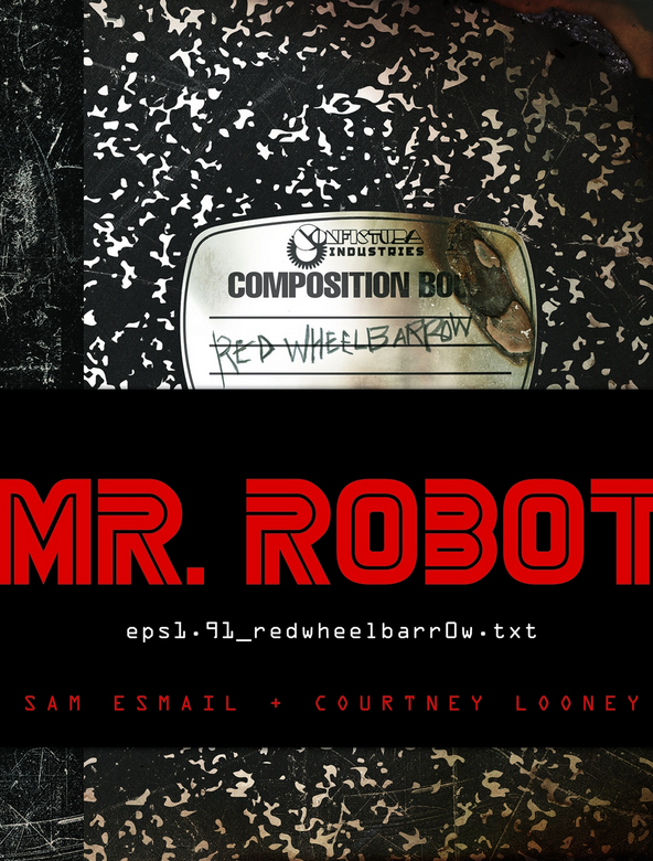 "<p><a href=""https://www.amazon.com/MR-ROBOT-Red-Wheelbarrow-eps1-91_redwheelbarr0w-txt/dp/1419724428"" rel=""nofollow noopener"" target=""_blank"" data-ylk=""slk:Elliot's private diary"" class=""link rapid-noclick-resp"">Elliot's private diary</a> from his time in prison is a trippy journey into the brilliant but often disordered mind of the protagonist. But this isn't just an unending stream of Elliot's consciousness; his inmate pal Hot Carla also provides commentary in the margins. There are also <a href=""https://www.yahoo.com/entertainment/mr-robot-three-things-we-learned-from-the-tie-in-book-red-wheelbarrow-172016096.html"" data-ylk=""slk:plenty of Easter eggs;outcm:mb_qualified_link;_E:mb_qualified_link"" class=""link rapid-noclick-resp newsroom-embed-article""><span>plenty of Easter eggs</span></a> pointing to Leon's spying and other Dark Army activities. (Photo: Amazon.com) </p>"