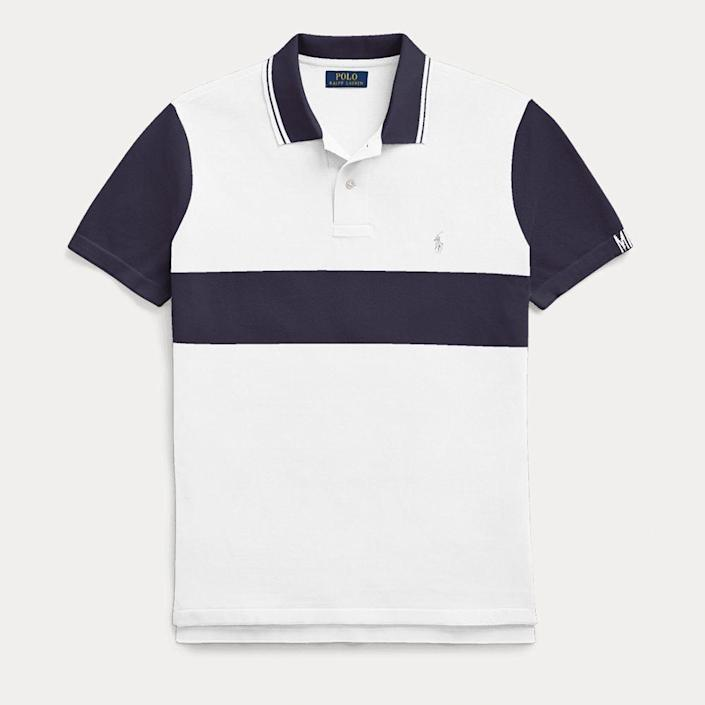 """<p><strong>Polo Ralph Lauren</strong></p><p>ralphlauren.com</p><p><strong>$168.00</strong></p><p><a href=""""https://go.redirectingat.com?id=74968X1596630&url=https%3A%2F%2Fwww.ralphlauren.com%2Fwomen-clothing-polo-shirts%2Fthe-custom-polo-made-to-order%2F588160.html&sref=https%3A%2F%2Fwww.menshealth.com%2Ftechnology-gear%2Fg19521968%2Fcool-gifts-for-dad%2F"""" rel=""""nofollow noopener"""" target=""""_blank"""" data-ylk=""""slk:BUY IT HERE"""" class=""""link rapid-noclick-resp"""">BUY IT HERE</a></p><p>Why buy your dad an ordinary polo shirt when you can gift him a unique, personalized one instead? Polo Ralph Lauren now allows you to totally customize the timeless menswear essential with different styles, colorways, logos—the works! Our favorite feature is the custom text you can add to the left or right cuff that makes this Father's Day gift idea extra special. </p>"""